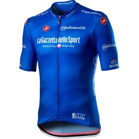 Castelli Giro103 Competizione Maillot Manga Corta Hombre, azzurro